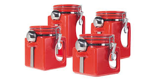 kitchen canisters set of 4 kitchen canister sets kitchen ideas