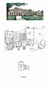 european french country house plan 66248 french country house