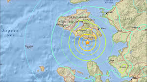 Map Of Greece And Turkey by Quake In Aegean Shakes Buildings In Greece And Turkey Youtube