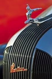 pontiac automobile name plates ornaments and badges