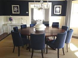 Best  Blue Dining Tables Ideas On Pinterest Dinning Room - Dining room sets round