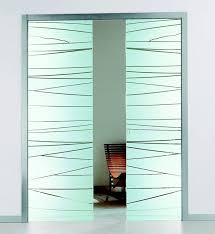 Modern Glass Interior Doors Frosted Glass Interior Doors Center Divinity