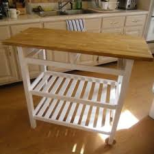 how to build a movable kitchen island furniture a roll away kitchen island with storage and drawers