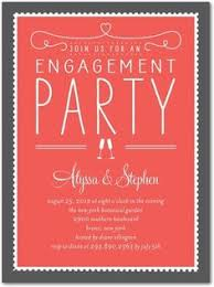 engagement brunch invitations hold engagement party or wedding invite by julie green via