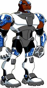 cyborg teen titans animated series character profile