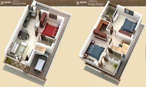 Shree Enterprise Vadodara Shree Hari Duplex Floor Plan Shree 1 Bhk Duplex House Plans