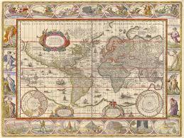 Iu Map The Dutch Golden Age Of Cartography U2013 Maps As Art Using Digital