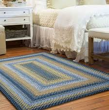 home spice decor home spice decor braided cotton and wool rugs country kitchen