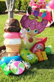 Candyland Theme Decorations - birthday lawn decorations cleveland image inspiration of cake
