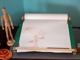 wonderful lap drawing desk and a slanted kids drawing table