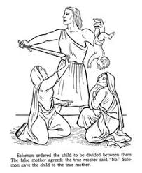 coloring page for king solomon king solomon bible page to color 019 solomon bible king solomon