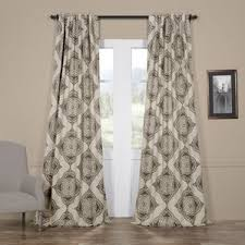 100 Inch Blackout Curtains 108 Inch 119 Inch Curtains U0026 Drapes You U0027ll Love Wayfair