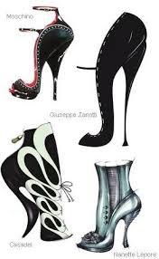235 best footwear sketches images on pinterest shoe illustration