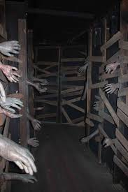 haunted house ideas cheap