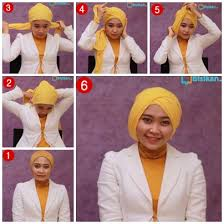 tutorial turban sederhana new tutorial hijab turban sederhana hijab tips