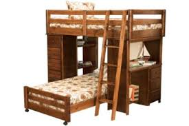 Trend Wood Sedona Loft With Desk And Chest Homemakers Furniture - Trendwood bunk beds