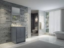 yellow and gray bathroom ideas bathroom decor tips on a budget this gray and bathroom
