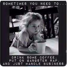 Monday School Meme - yup today is one of those days monday meme coffee motivation
