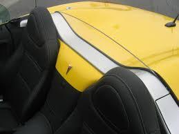 lexus convertible wind deflector windblox windscreen windblocker wind deflector for your