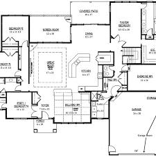 custom floor plans 18 custom floor plans custom house plans southwest contemporary