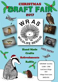 wras christmas craft fair