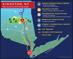 Metro Ny Map by 8 Ways Kingston Ny May Be The Next Small Town Film Mecca