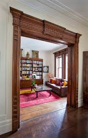 apartment renovation in nyc landmark traditional living room
