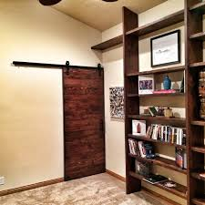 Half Barn Door by Sliding Doors Grain Designs