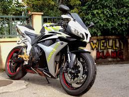 2012 Honda Cbr600rr Honda Cbr600rr Se 09 Sold Welly Klang