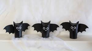 Halloween Bat Crafts by