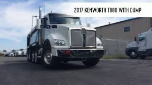 s model kenworth 2017 kenworth t880 dump truck hd youtube