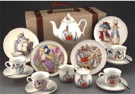 beatrix potter tea set children s tea sets reutter porcelain