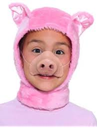 amazon pig costume kids size 3 9 toys u0026 games