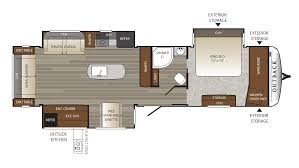 keystone travel trailer floor plans keystone outback 330rl travel trailer for sale