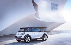 opel adam rocks opel ireland news