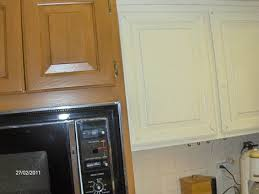 Rustoleum For Kitchen Cabinets by Diy Painter Uses New Rustoleum Cabinet Transformations On 2