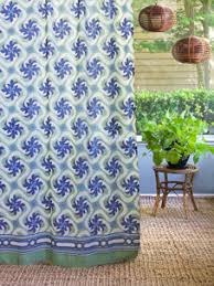 Tropical Curtain Panels Bohemian Curtains Moroccan Curtains India Curtains Exotic