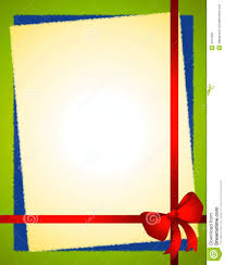 border writing paper red green blue christmas bow border royalty free stock photos background border bow christmas frame paper