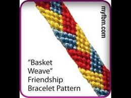 weave friendship bracelet images Friendship bracelet tutorial basket weave pattern knot it app jpg
