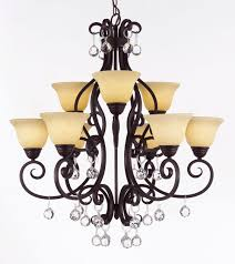 hampton bay crystal chandelier chandelier foyer entrance modern home oil rubbed bronze