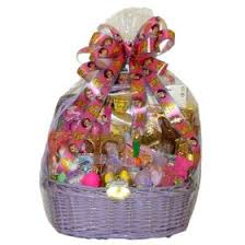 filled easter baskets 9 ways the easter bunny can bring less waste this year
