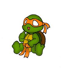 ninja turtles clipart cute pencil color ninja turtles