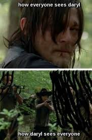 Daryl Dixon Memes - the walking dead season 5 memes are as always spot on 44 photos