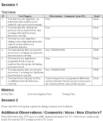 test charter template 28 images 8 project charter templates