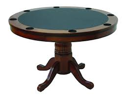 48 Dining Table by Convertible Round Poker U0026 Dining Table By Ram Game Room Gtbl48