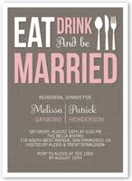 rehearsal dinner invitation rehearsal dinner invitations rehearsal dinner invites shutterfly