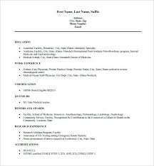 simple cv format for freshers doctor sle resume free physician doctor resume free download sle