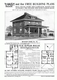 House Design Free No Download Download American Foursquare House Design Plans Adhome