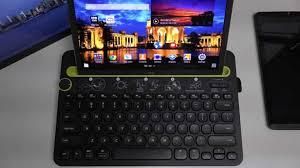 black friday bluetooth keyboard logitech k480 multi device bluetooth keyboard update youtube