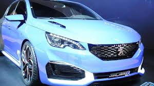 auto peugeot peugeot 308 r to fill the void left by rcz